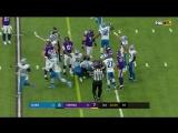 Lions vs. Vikings - NFL Week 4 Game Highlights