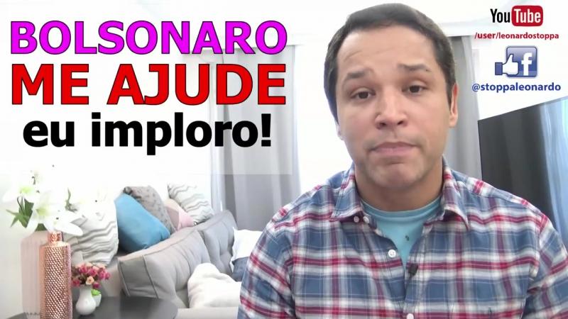 Malafaia, Feliciano, Bolsonaro, por favor, me ajudem !!