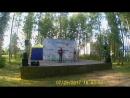 Выступление на бардовском фестивале Северный ветер