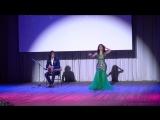 Табла импровизация. Саушева Екатерина и Марсель Амирович
