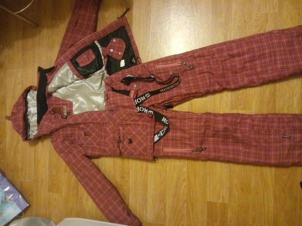 Дорогие друзья, срочно отдам хороший горнолыжный костюм за фрукты!) Ра