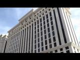 Pool in Caesar palace. Las Vegas.mp4