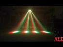 ETY 121A 8*10w LED Spider Beam light