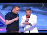 КВН 2017 Высшая лига - 12 - Первый полуфинал - Приветствие, Радио Свобода