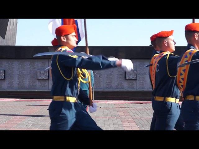 В Донецке состоялось торжественное мероприятие приуроченное ко Дню создания М