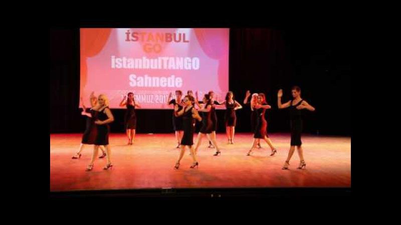 İstanbulTANGO Sahnede | Vanessa Gauch Arabacıoğlu BATA Grubu