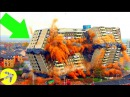 DESTRUCTIVE Earthquake DESTROYS Mexico City BUILDINGS & roads - Terremoto Sismo Ciudad de México