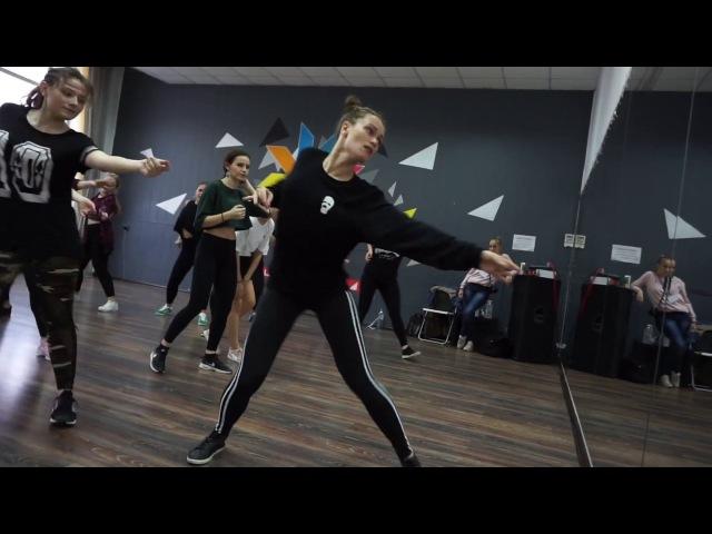 ETO DANCEHALL 2.0 ||| Irina Grinchenko Workshop