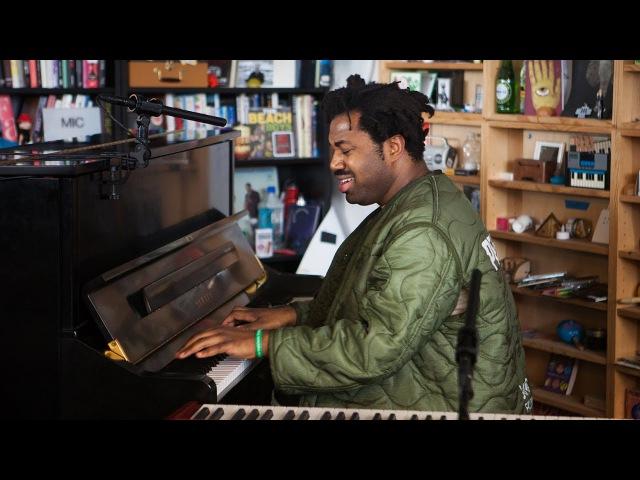 Sampha NPR Music Tiny Desk Concert