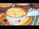 Жульен с курицей и грибами классический французский рецепт