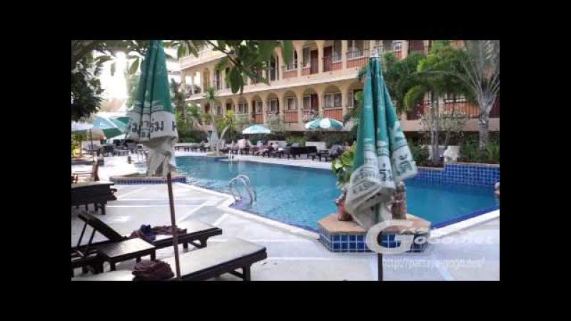 【JF無料 Pattaya Hotel 】サバイ ウイング (Sabai Wing)