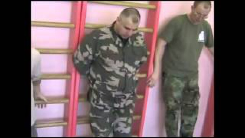 Systema Talanov video archive. 2006-07, massage.
