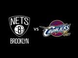 NBA FULL 2017.01.28 Кливленд Кавальерс vs Бруклин Нетс