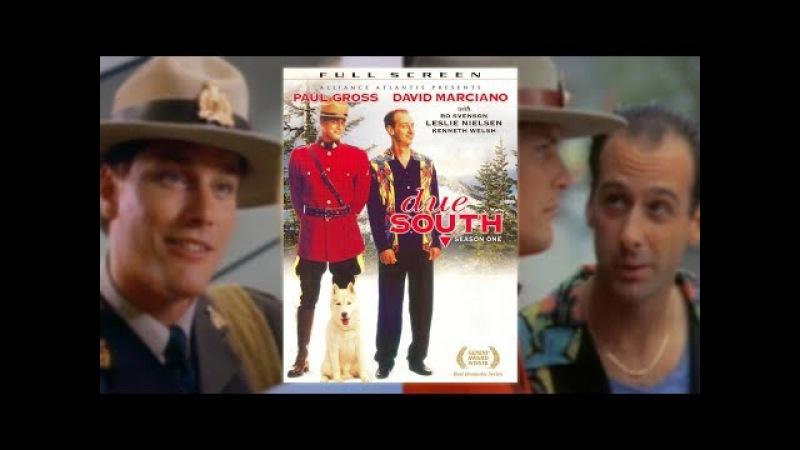 Строго на юг (0х00): Пилот. Фрейзер встречает детектива Рэя. Драма, Комедия, Кримина...