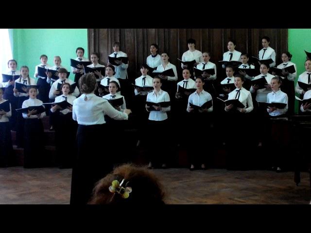 Bob Chilcott - A little jazz mass - Gloria