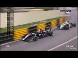 FIA F3 World Cup Macau 2017 Last Lap Amazing Finish For The Win