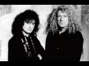 Robert Plant Jimmy Page - Immigrant Song / The Wanton Song - Irvine Meadows Amphitheater 1995