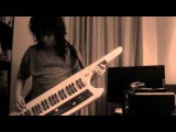 Howard J Foster - Gary Moore Keytar Tribute - Still Got the Blues - Roland Ax Synth