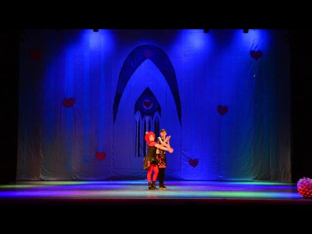 Duet | TeRRa Dance Centre | Алиса в Стране чудес