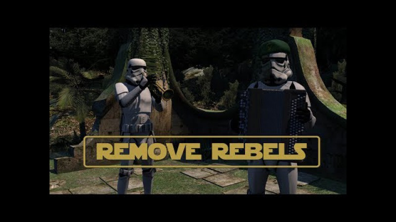 REMOVE REBELS / Empire Strong (Remove Kebab Imperial Remix)