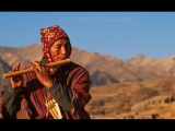 Native American ethnic music.
