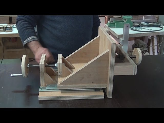 Tenon Jig - How to make
