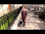 EXCLUSIVE Hailey Baldwin goes shopping on Avenue Montaigne in Paris