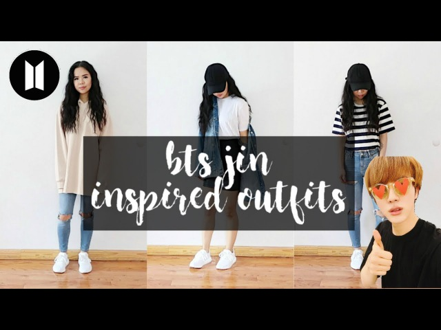 BTS INSPIRED OUTFITS PT.2 JIN