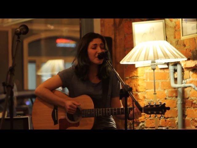 Ericka Janes - Like an Arrow @ кафе Стакан