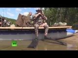 Les vacances de Vladimir Poutine en Sib