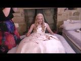 Candy Custard Splosh Crossdresser savoury mess wedding dress trashed!