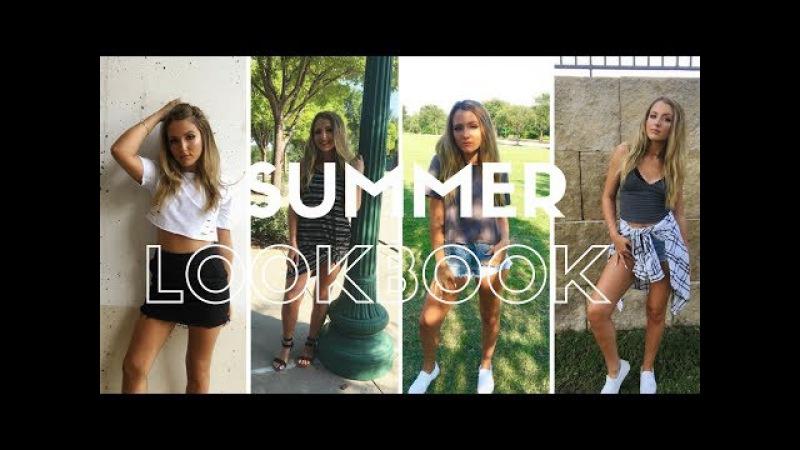 Summer Lookbook 2017 ~Cesley Taft