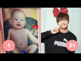 V Taehyung BTS Childhood  From 1 To 21 Years Old