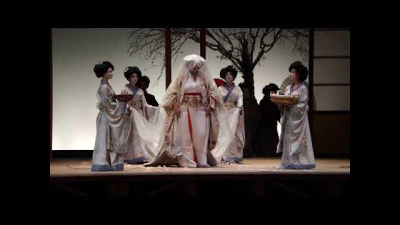 Madama Butterfly, G. Puccini. Regia R. BonajutoDirettore M. Beltrami (Opera Completa)
