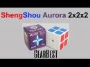 Кубик Рубика ShengShou Aurora 2x2x2 GearBest