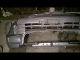 Ремонт или Тюннинг бампера Honda Domani ч 4