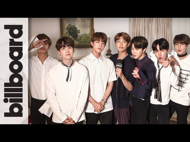 BTS Full Interview: Dance Lesson, Impersonations, Billboard Music Awards Win More!