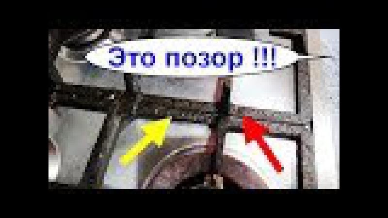 Как почистить решетку на газовой плите? Это самый лучший способ. А ты это знал? какпочиститьрешетку