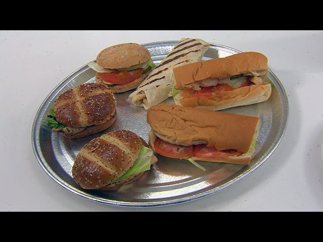 Fast food chicken: Testing Subway, McDonald's, AW, Wendy's Tim Hortons (CBC Marketplace)