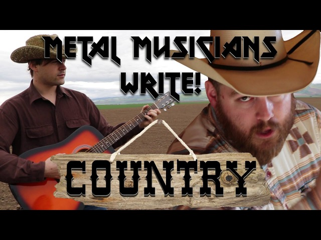 Metal musicians write a country song in 24 hours