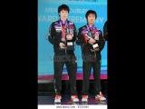 Niwa Koki and Kenta Matsudaira - Warm-Up