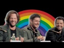 »taste the rainbow« [cockles; shipper!jared]