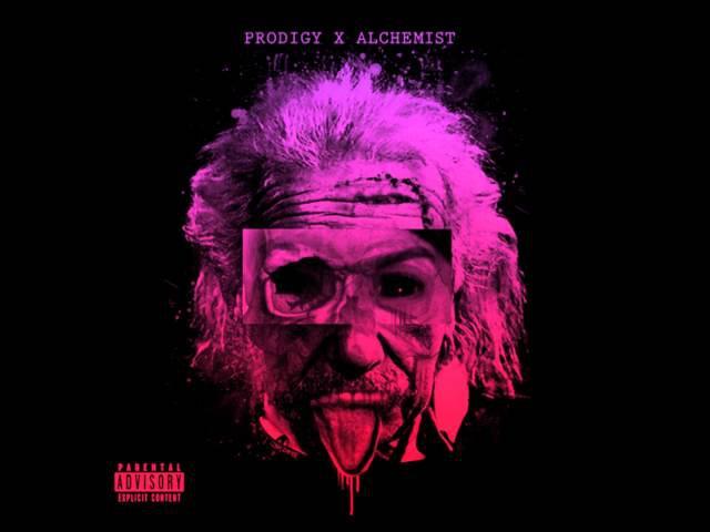 Prodigy Of Mobb Deep The Alchemist - Albert Einstein (New Full Album - HQ - Download Link - 2013)