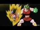 Dragon Ball Super 「 AMV 」- Goku vs. Kale & Caulifla