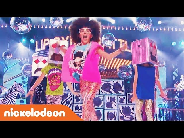 Sarah Performs Party Rock Anthem by LMFAO   Lip Sync Battle Shorties   Nick