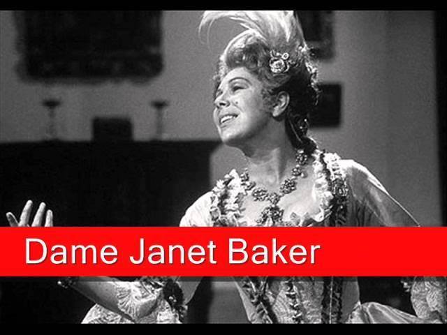 Dame Janet Baker: Rameau - Hippolyte et Aricie, 'Cruelle mère des amours'
