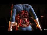 Mortal Kombat XL All Kombat Pack 1 X-Rays on Johnny Fantastic 4 Costume Mod PC 4k UHD 2160p