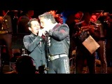 Marc Anthony &amp Alejandro Fernandez Live in Costa Rica