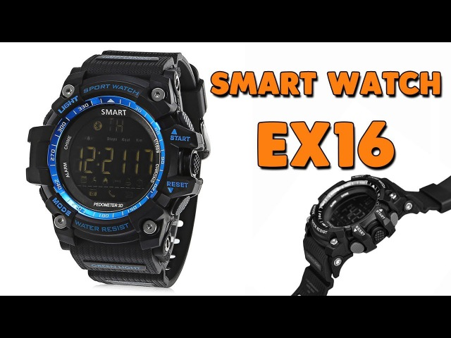 СМАРТ ЧАСЫ EX16 - Smart Watch EX16 - Aliexpress