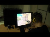 Na`Vi practice before IEM 6 WC
